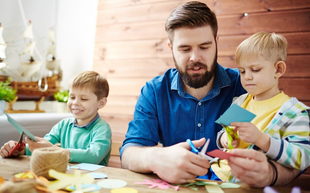 The Father's Role in Supporting Children's Behavioural Development